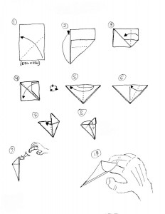 Как сделать когти из бумаги - На пальцы, как у Росомахи, как у рыси